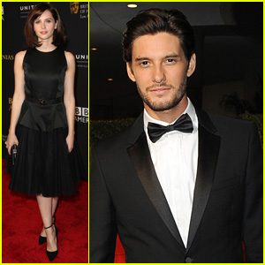 Felicity Jones & Ben Barnes Bring Style to the Britannia Awards