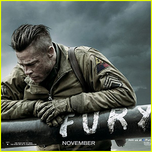 Brad Pitt Brings 'Fury' at the Box Office with $23.5 Million Debut!
