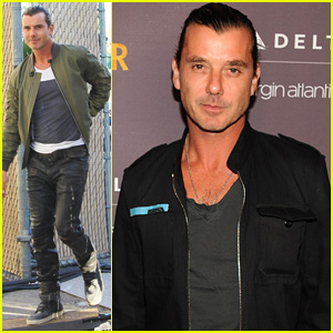 Gavin Rossdale Only Works with Wife Gwen Stefani When Asked
