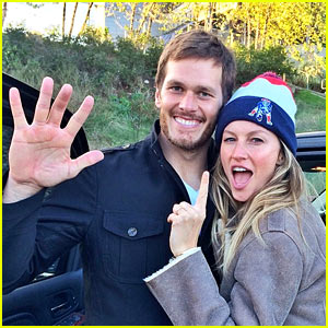 Gisele Bundchen Celebrates Tom Brady's Major 51 Point Win!