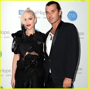 Gwen Stefani & Gavin Rossdale Are a Hot 'City of Hope' Couple