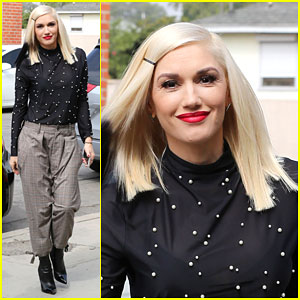 Gwen Stefani is Getting Pumped Up for Knockouts on 'The Voice'