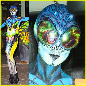 Heidi Klum's Halloween Costume is as Amazing as Expected