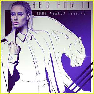 Iggy Azalea: 'Beg For It' feat. MØ - Full Song & Lyrics!