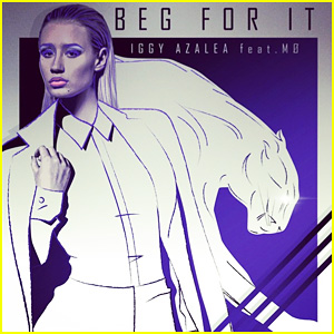 Iggy Azalea Reveals Artwork for New 'Reclassified' Single, 'Beg For It' - Check It Out Here!