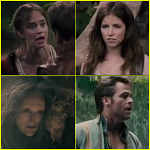 Emily Blunt, Anna Kendrick, & Meryl Streep Sing in New 'Into the Woods' Featurette - Watch Now!