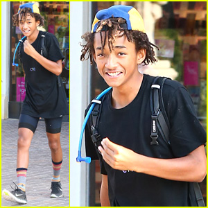 Jaden Smith Makes Time's Most Influential Teens List 2014