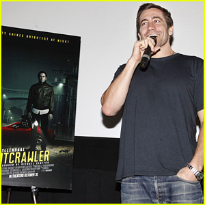 Jake Gyllenhaal: Acting is an 'Incredibly Immature & Selfish' Job