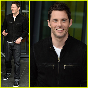 James Marsden's Favorite Nicholas Sparks Novel is Of Course 'The Notebook'