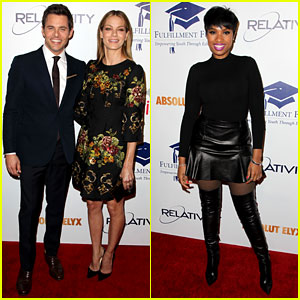James Marsden & Michelle Monaghan Put on Their 'Best' for Fulfillment Fund Gala