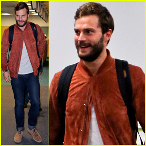 Jamie Dornan Almost Lost a Role for Being 'Too Attractive'