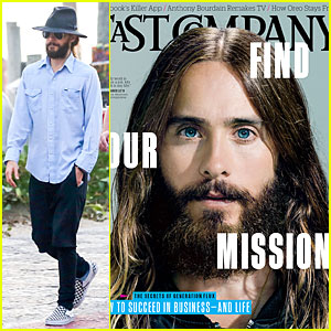 Jared Leto Likes to Employ the Power of No