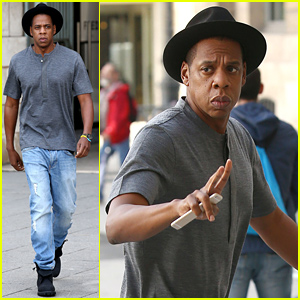 Jay Z Gives Amazing Response to a Tourist Who Didn't Know Who He Was!