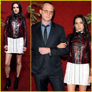 Jennifer Connelly & Paul Bettany Honored at Artwalk NY
