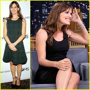 Jennifer Garner: I'm Enjoying Ben Affleck's Batman Body Very Much!