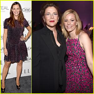 Jennifer Garner & Elizabeth Banks Get Recognized at Elle's Women in Hollywood Celebration