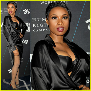 Jennifer Hudson Is Hotter Than Ever at 'Turn It Up For Change' Ball Benefit!