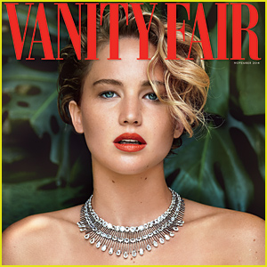 Jennifer Lawrence Answers All Your Burning Questions in 'Vanity Fair' Behind-the-Scenes Video - Watch Now!