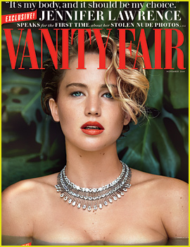 Jennifer Lawrence Breaks Silence on Nude Photo Leak to 'Vanity Fair': 'It is a Sex Crime'