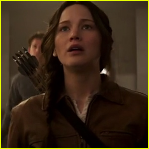 Jennifer Lawrence's Katniss Realizes Josh Hutcherson's Peeta is Alive in New 'Hunger Games' Promo - Watch Now!