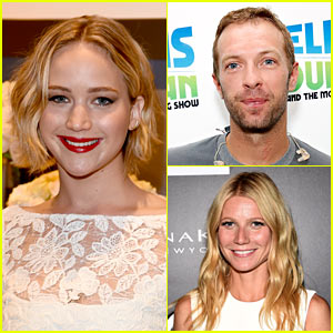 Jennifer Lawrence Thought Chris Martin & Gwyneth Paltrow Were Too Close