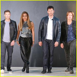 Jennifer Lopez Looks Fierce in New 'American Idol' Promo Shoot