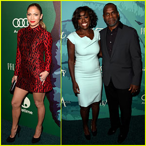 Jennifer Lopez & Viola Davis Display Their Power as Variety's Honorees