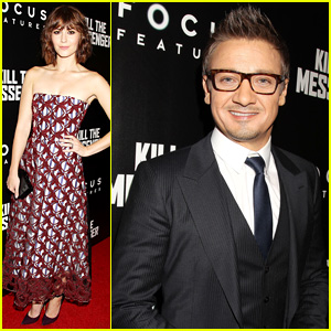 Jeremy Renner Wants to Find Movie Role Where He Can Sing