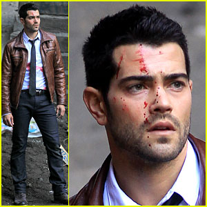 Jesse Metcalfe Gets Bloody for New Zombie Movie 'Dead Rising'