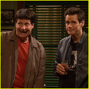 Jim Carrey Reunites with Jeff Daniels & Famous Past Characters on 'Saturday Night Live' - Watch Now!