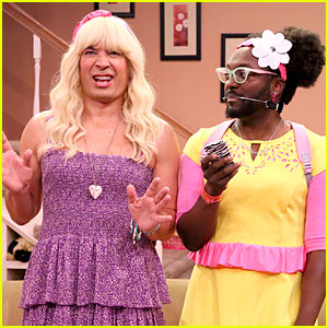 Jimmy Fallon Makes 'Ew' Music Video with Will.i.am - Watch Now!