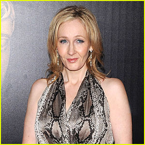 J.K. Rowling Clues Us In On Possible New 'Harry Potter' Book!