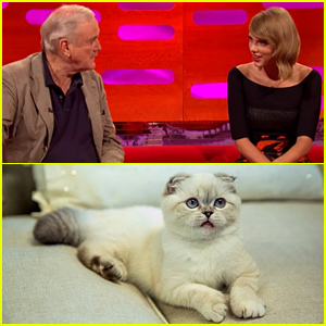 British Actor John Cleese Disses Taylor Swift's Cat Olivia & She's Not Amused - Watch Now!