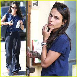 Jordana Brewster Has Halloween On Her Mind After 'Dallas' Gets Canceled