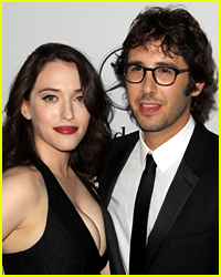 Josh Groban Gushes About His New Girlfriend Kat Dennings