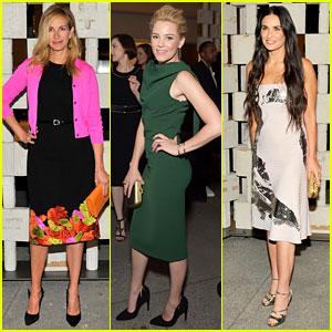 Julia Roberts & Demi Moore Bring Pure Class to Hammer Museum Gala