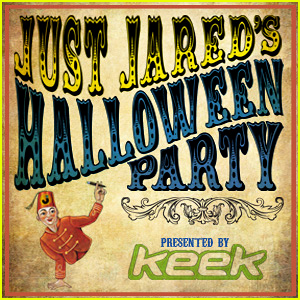 Contest: Win Tickets to Just Jared's Halloween Party Presented by Keek!