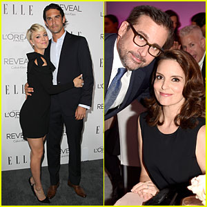 Kaley Cuoco Wraps Up Ryan Sweeting at Elle Women in Hollywood Celebration