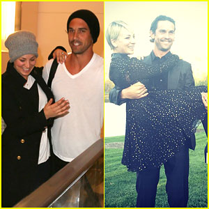 Kaley Cuoco Loves Her 'Mr Sweet-Thang' Ryan Sweeting