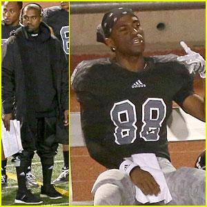 Kanye West Brings His Acting Chops to Big Sean's 'IDFWU' Music Video