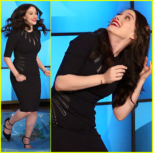 Kat Dennings Talks About Boyfriend Josh Groban, Says She Loves Kim Kardashian's Ass!
