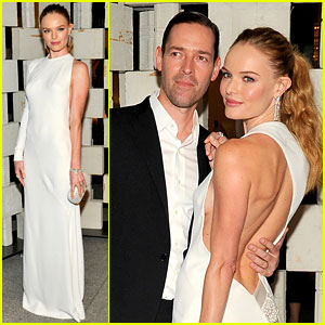 Kate Bosworth Makes It One Hot Date Night with Michael Polish!