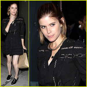 Kate Mara Reveals the Shows She is Binge Watching