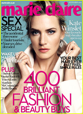Kate Winslet Explains Why She Never Dated Leonardo DiCaprio