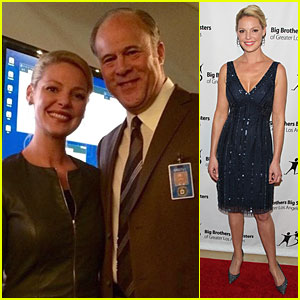 Katherine Heigl is Shimmering & Blue at Big Brothers Big Sisters Big Bash