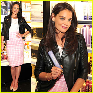 Katie Holmes Admits She is Selfish About Her Family Time