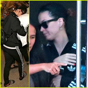 Katy Perry Is Back Home After Birthday Trip to Paris!