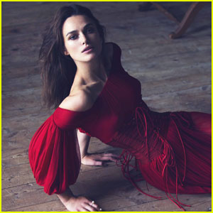 Keira Knightley Shows Her Feminist Side By Discussing Gender Equality in 'Net-A-Porter's 'Edit' Mag