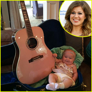 Kelly Clarkson's Daughter River Just Got the Coolest Gift From Miranda Lambert & Blake Shelton - See the Photos!