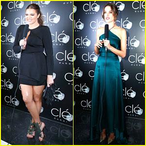 Khloe Kardashian & Alessandra Ambrosio Bring Hollywood to Bollywood